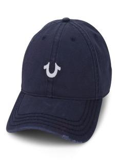 True Religion Core Logo Baseball Cap