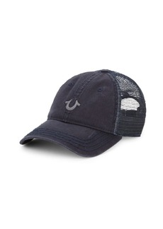 True Religion Core Trucker Ball Cap