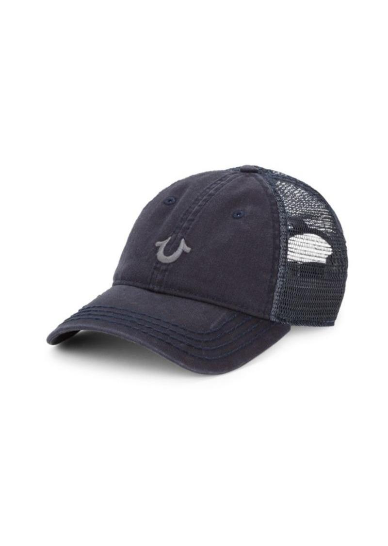 True Religion Core Trucker Ball Cap