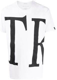 True Religion crew-neck logo T-shirt
