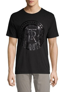 True Religion Crewneck Logo Cotton Tee