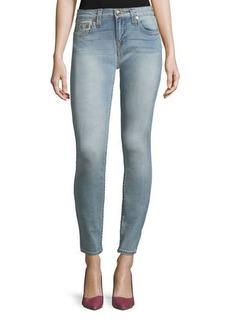 True Religion Curvy Mid-Rise Skinny-Leg Jeans