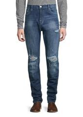 True Religion Distressed Skinny Jeans