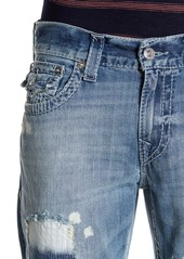 True Religion Distressed Skinny Jeans