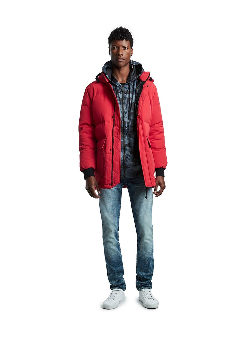 True Religion DOWN PARKA JACKET