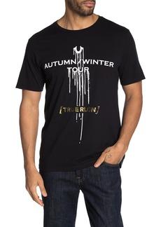 True Religion Drip Season Short Sleeve T-Shirt