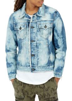 True Religion Dylan Bleached Denim Jacket