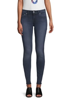 True Religion Embellished Curvy Skinny Jeans