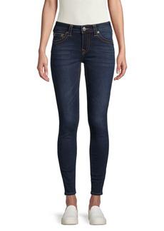 True Religion Embellished Skinny Jeans