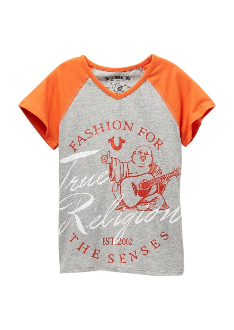 True Religion Fashion Sense T-Shirt (Big Girls)
