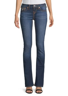 True Religion Five-Pocket Bootcut Jeans