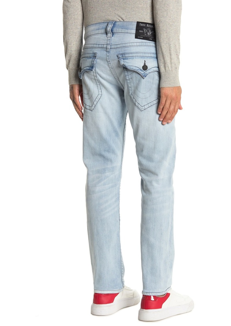 True Religion Geno Flap Relaxed Slim Jeans