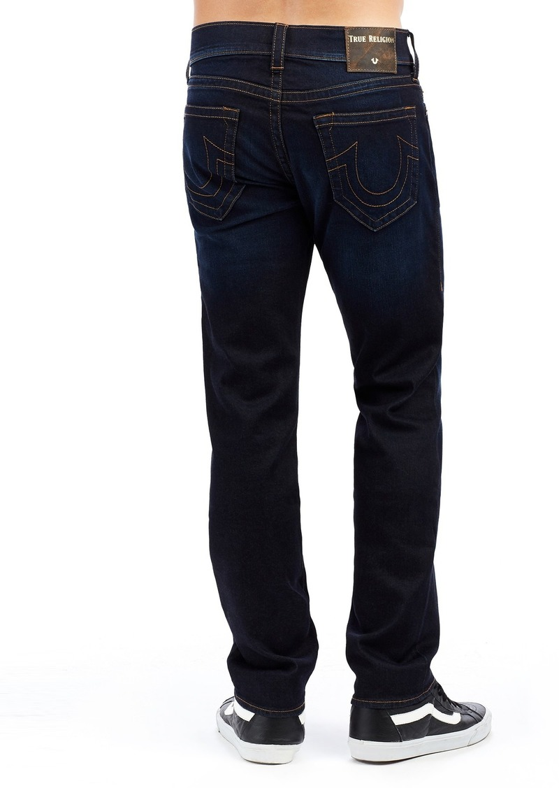"True Religion Geno Relaxed Slim Fit Jeans - 32"" Inseam"