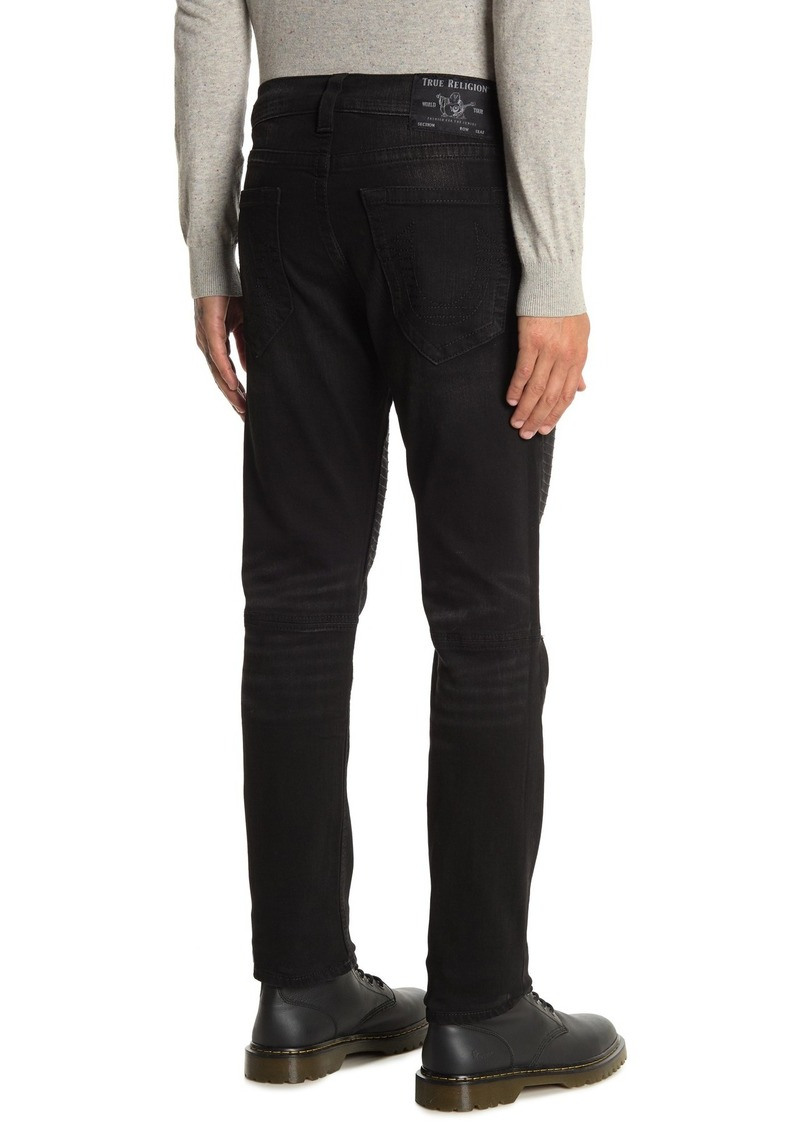 True Religion Geno Moto Relaxed Slim Fit Jeans