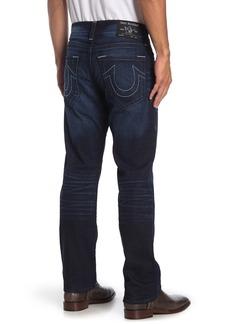 True Religion Geno No-Flap Straight Jeans