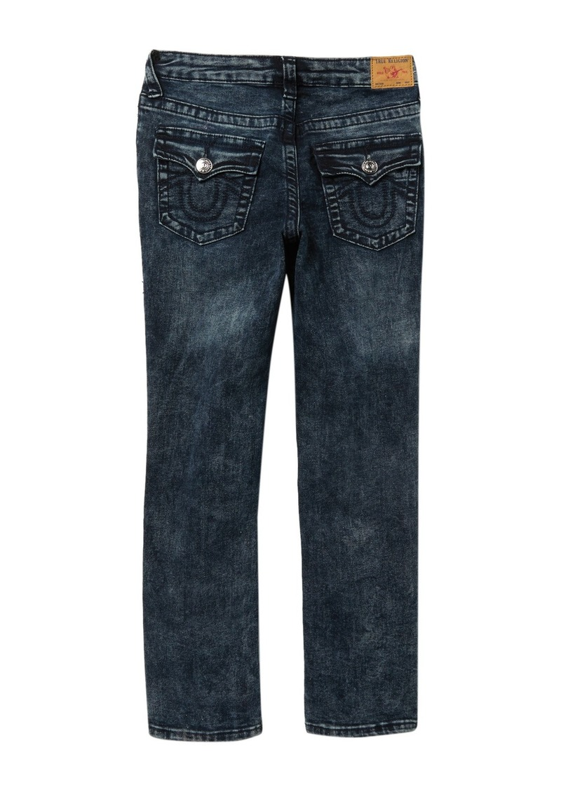 True Religion Geno Single End Jeans (Big Boys)