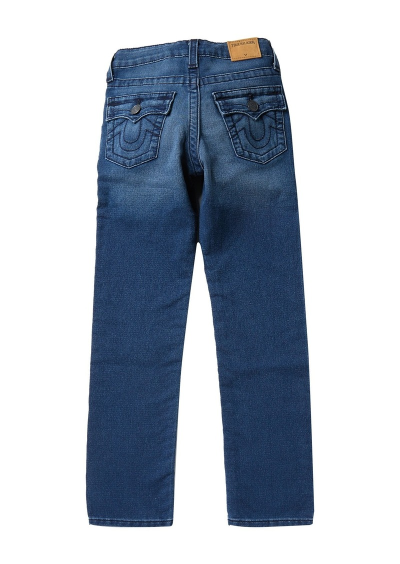 True Religion Geno Single End Slim Fit Jeans (Big Boys)