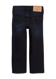 True Religion Geno Single End Straight Leg Jean (Little Boys)