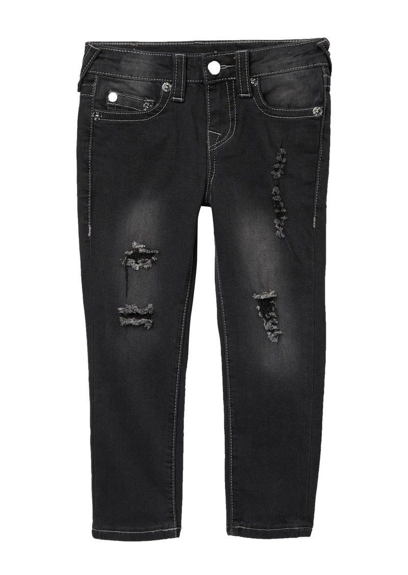 True Religion Geno Skinny Jeans (Toddler & Little Boys)