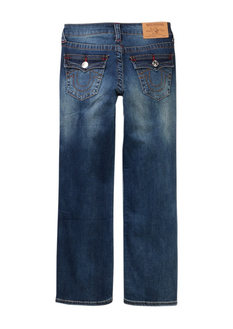 True Religion Geno Slim Jeans (Big Boys)