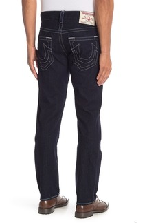 True Religion Geno Topstitched Slim Fit Jeans