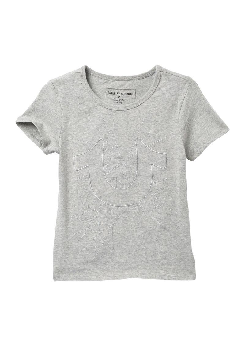True Religion Geo T-Shirt (Big Girls)