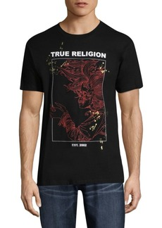 True Religion Gifts From The Black Cotton Tee
