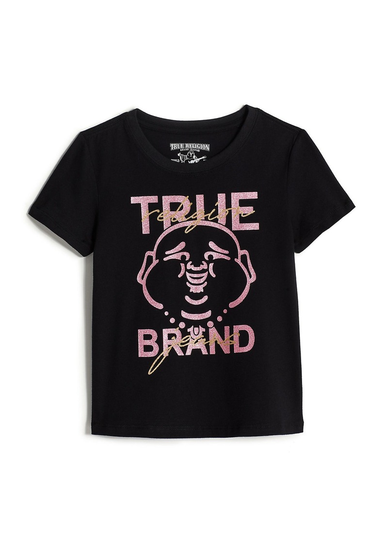 True Religion GIRLS BIG BUDDHA TEE