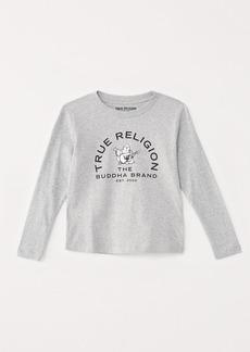 True Religion GIRLS BUDDHA LOGO TEE