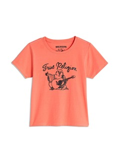 True Religion GIRLS CORE BUDDHA TEE