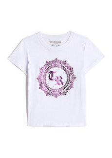 True Religion GIRLS LOGO TEE
