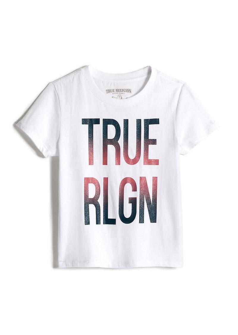 True Religion GIRLS TR OMBRE TEE