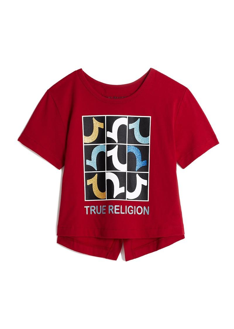 True Religion GIRLS GRAPHIC TEE