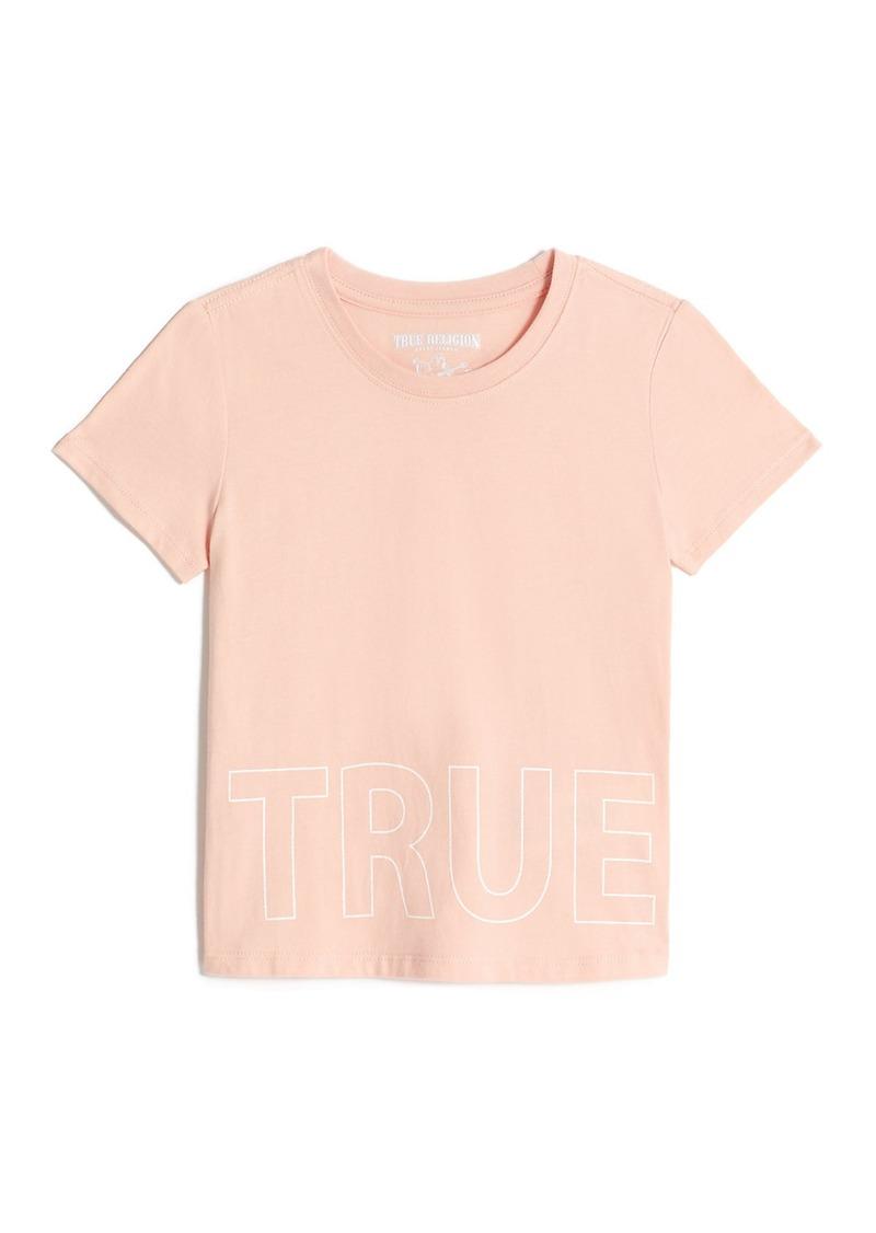 True Religion GIRLS TR TEE