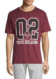 True Religion Graphic Crewneck Cotton Tee