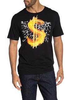 True Religion Graphic Print Short Sleeve T-Shirt
