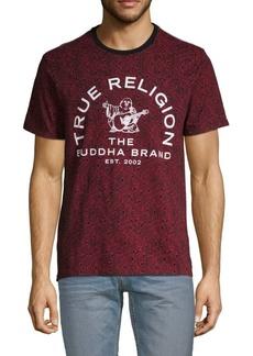 True Religion Graphic Short-Sleeve Cotton Tee