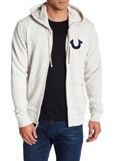True Religion Graphic Zip Hoodie