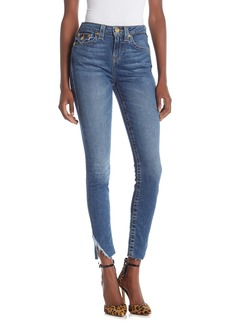 True Religion Halle High Rise Ankle Skinny Jeans