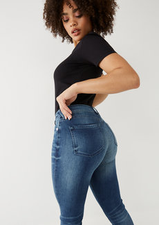True Religion HALLE HIGH RISE JEAN