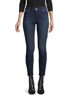 True Religion Halle Mid-Rise Super Skinny Jeans