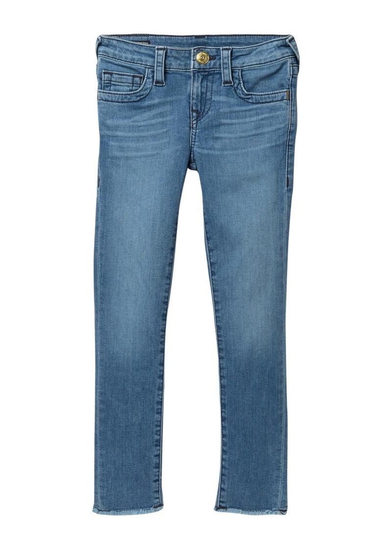 True Religion Halle Single End Jeans (Big Girls)