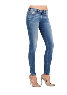 True Religion HALLE SUPER SKINNY WOMENS JEAN