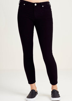 True Religion HAND PICKED SUPER SKINNY CROPPED CO