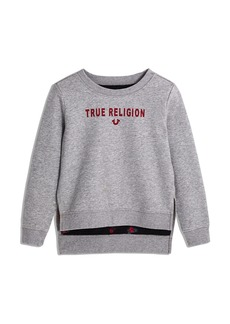 True Religion HIGH LOW PULLOVER