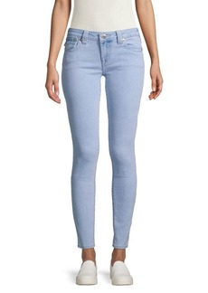 True Religion High-Rise Skinny Ankle Jeans
