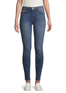 True Religion High-Rise Skinny Jeans