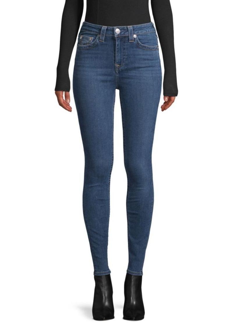 True Religion High-Waist Jeans