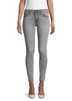 True Religion Jennie Curvey Mid-Rise Skinny Jeans