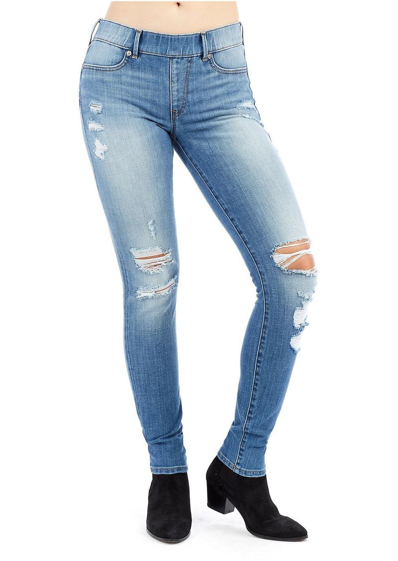 4a26732d095ed7 True Religion JENNIE CURVY RUNWAY WOMENS LEGGING | Shorts